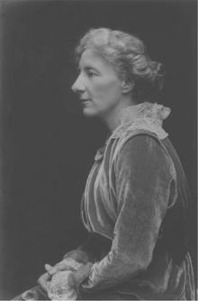 Lucy Deane Streatfeild, a pioneer female factory inspector and instrumental in the introduction of asbestos legislation
